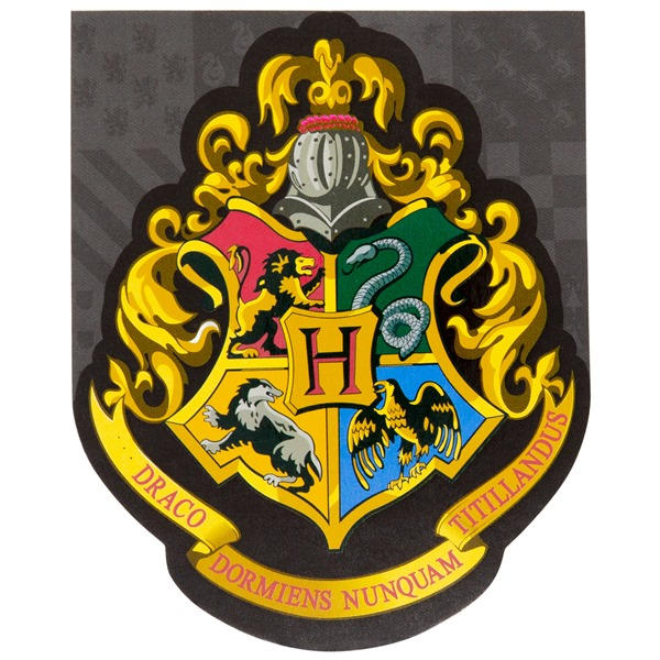 HARRY POTTER Hogwarts Memo Pad