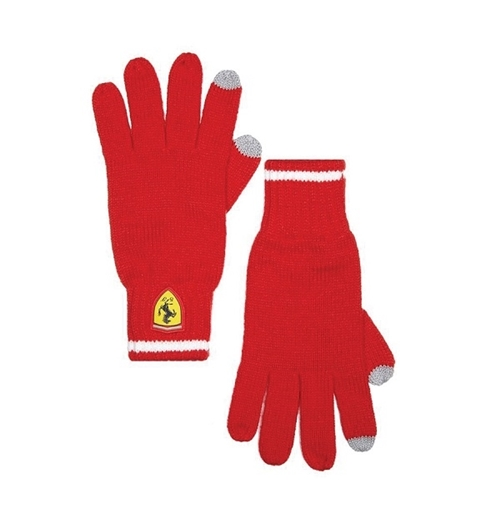 Ferrari Winter Gloves