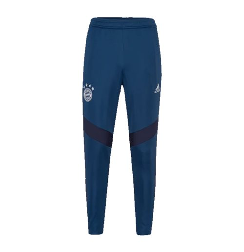 2019-2020 Bayern Munich Adidas Training Pants (Night Marine) - Kids
