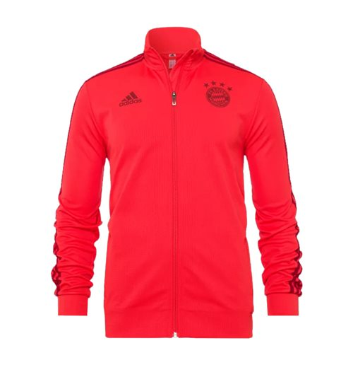 2019-2020 Bayern Munich Adidas Training Jacket (Red) - Kids