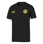 2019-2020 Borussia Dortmund Puma Football Culture Tee (Black)