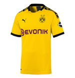2019-2020 Borussia Dortmund Puma Authentic Home Football Shirt