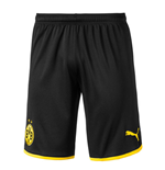 2019-2020 Borussia Dortmund Home Puma Shorts (Black) - Kids
