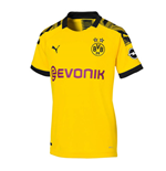 2019-2020 Borussia Dortmund Home Ladies Puma Shirt