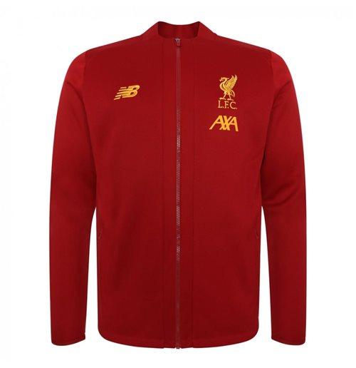 2019-2020 Liverpool Pre-Game Jacket (Red)