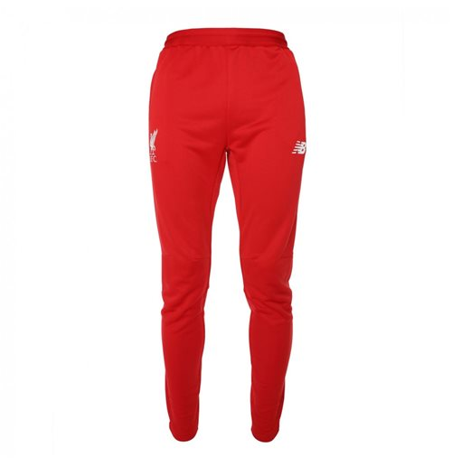 2019-2020 Liverpool On Pitch Slim Pants (Red) - Kids