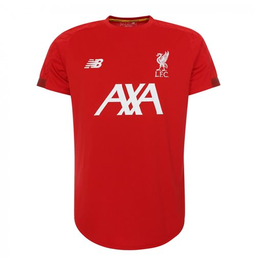 2019-2020 Liverpool On Pitch Jersey (Red) - Kids