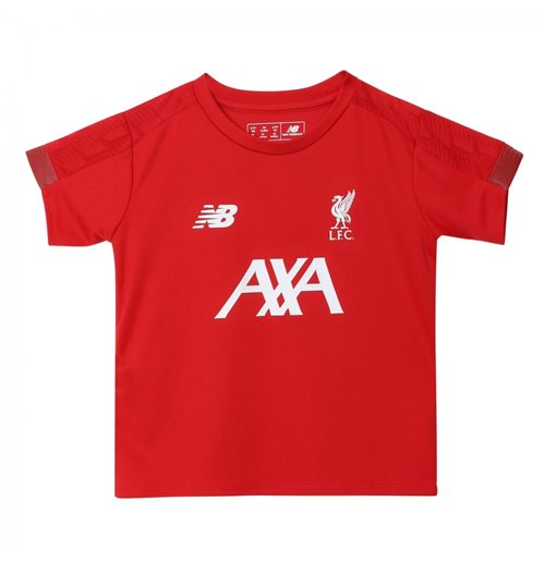 2019-2020 Liverpool On Pitch Jersey (Red) - Infants
