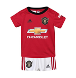 2019-2020 Man Utd Adidas Home Baby Kit