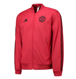 2019-2020 Man Utd Adidas Anthem Jacket (Red)
