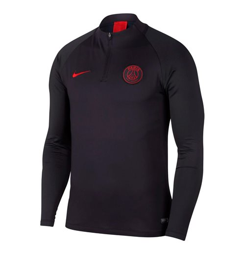 2019-2020 PSG Nike Drill Top (Oil Grey) - Kids