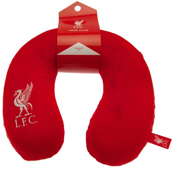 Liverpool F.C. Travel Pillow