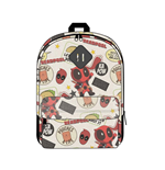 Deadpool Backpack Ka Pow Sub Print