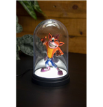 Crash Bandicoot Bell Jar Light Crash Bandicoot 20 cm