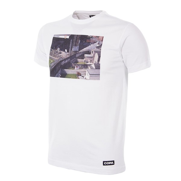 Homes of Football Swansea City T-Shirt