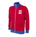 Croatia 1992 Retro Football Jacket