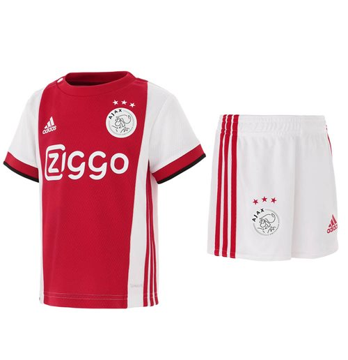 2019-2020 Ajax Adidas Home Baby Kit