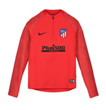 2019-2020 Atletico Madrid Nike Drill Top (Red) - Kids