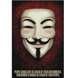 V for Vendetta Poster 288157