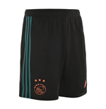 2019-2020 Ajax Adidas Training Shorts (Black)