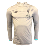 2019-2020 Liverpool On Pitch Midlayer Top (Grey)