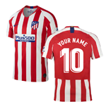 2019-2020 Atletico Madrid Home Nike Shirt (Kids) (Your Name)
