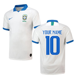 Brazil 1919 Anniversary Vapor Match Shirt (Your Name)