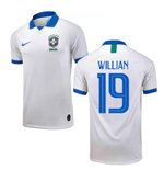 Brazil 1919 Anniversary Vapor Match Shirt (Willian 19)