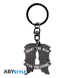The Walking Dead - Keychain Daryl Wings X4