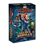 Captain Marvel Board Game Secret Skulls *English Version*