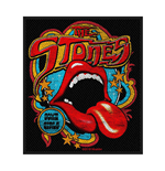 The Rolling Stones Standard Patch: Some Girls (Retail Pack)