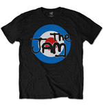 The Jam Unisex Tee: Spray Target Logo (Retail Pack)