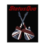 Status Quo Standard Patch: Guitars (Loose)
