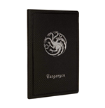 Game of Thrones Ruled Notebook Targaryen