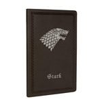 Game of Thrones Ruled Notebook Stark