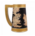 Game of Thrones Collectors Stein Westeros Map