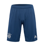 2019-2020 Bayern Munich Adidas Training Shorts (Night Marine) - Kids