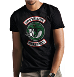 Riverdale - Southside Serpant - Unisex T-shirt Black