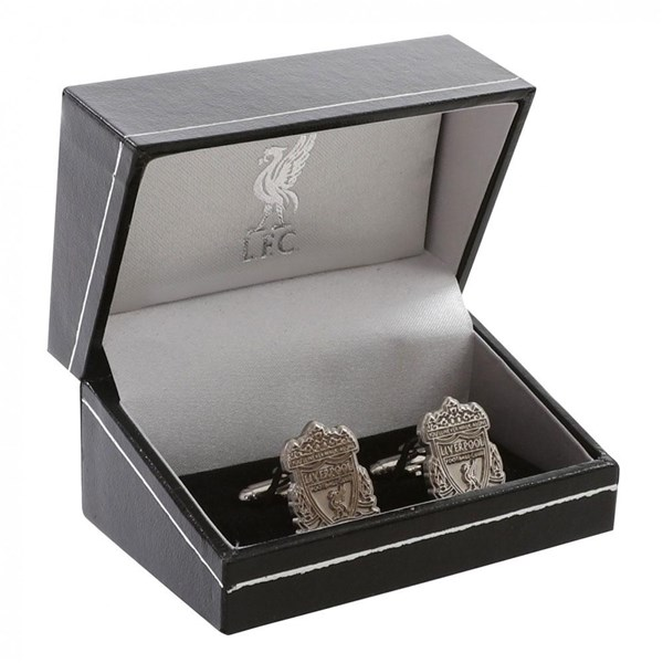 Liverpool F.C. Nickel Plated Cufflinks CR