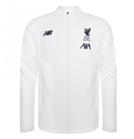 2019-2020 Liverpool Pre-Game Jacket (White) - Kids