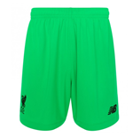 2019-2020 Liverpool Away Goalkeeper Shorts (Green) - Kids