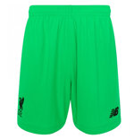 2019-2020 Liverpool Away Goalkeeper Shorts (Green)