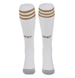 2019-2020 Real Madrid Adidas Home Socks (White)