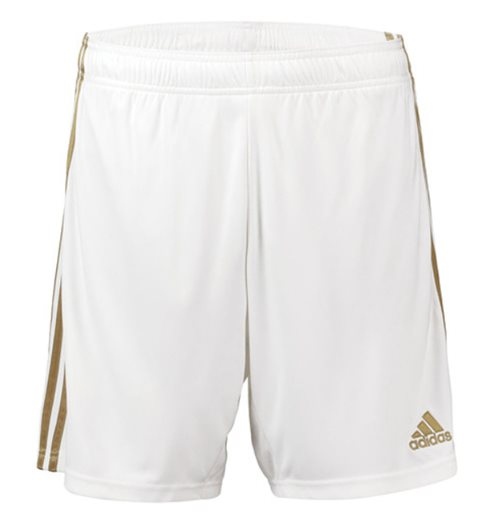 2019-2020 Real Madrid Adidas Home Shorts (White)