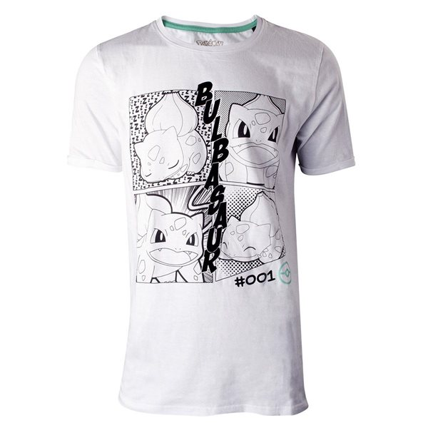 Pokémon - Manga Bulbasaur Men's T-shirt