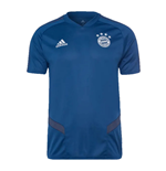2019-2020 Bayern Munich Adidas Training Shirt (Night Marine) - Kids