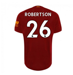 2019-2020 Liverpool Home Football Shirt (Robertson 26)