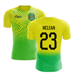 2019-2020 Norwich Home Concept Football Shirt (McLean 23)