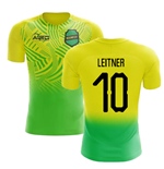 2019-2020 Norwich Home Concept Football Shirt (Leitner 10)