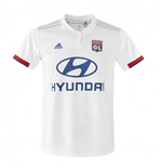 2019-2020 Olympique Lyon Adidas Home Football Shirt (Kids)